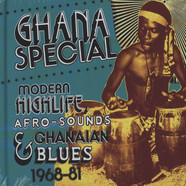 Ghana Special - Modern Highlife, Afro-Sounds & Ghanaian Blues 1968-81