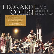 Leonard Cohen - Live At The Isle Of Wright