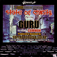 Guru - State of clarity feat. Common & Bob James