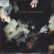 Cure, The - Disintegration