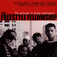 Freestyle Fellowship - To Whom It May Concern