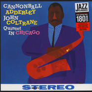 Cannonball Adderley / John Coltrane - Quintet In Chicago