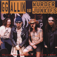 GG Allin & Murder Junkies - Terror In America Live