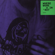 Zomby - Where Were U in 92 ? Yellow Vinyl Edition