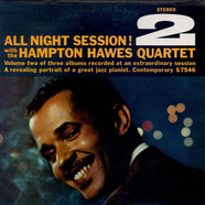 Hampton Hawes Quartet - All Night Session, Vol. 2
