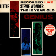 Stevie Wonder - The 12 Year Old Genius: Recorded Live