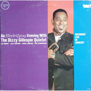 Dizzy Gillespie Quintet - An Electrifying Evening With The Dizzy Gillespie Quintet