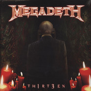 Megadeath - Th1rt3en