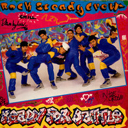 Rock Steady Crew, The - Ready For Battle