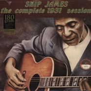 Skip James - The Complete 1931 Session