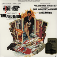 George Martin - OST James Bond Live & Let Die