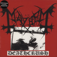 Mayhem - Deathcrush Splattered Vinyl Edition