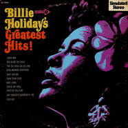 Billie Holiday - Billie Holiday's Greatest Hits!