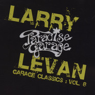 Larry Levan - Garage Classics Volume 8