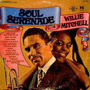 Willie Mitchell - Soul Serenade