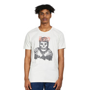 Misfits - Classic Skull Distressed T-Shirt