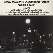 Sunny Murray's Untouchable Factor - Applecores