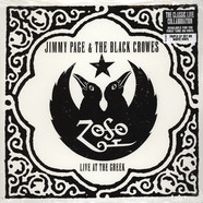 Jimmy Page / Black Crows - Live At The Greek