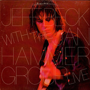 Jeff Beck With The Jan Hammer Group - Live