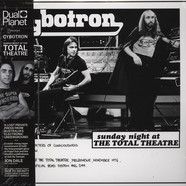 Cybotron - Sunday Night At The Total Theatre