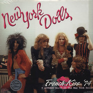 New York Dolls - French Kiss 74 + Actress - Birth Of The New York