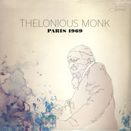 Thelonious Monk - Paris 1969
