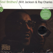Ray Charles / Milt Jackson - Soul Brothers