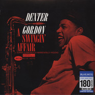 Dexter Gordon - A Swingin' Affair