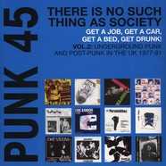 V.A. - Punk 45: There Is No Such Thing As Society