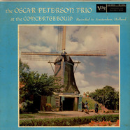 Oscar Peterson Trio, The - At The Concertgebouw