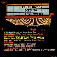 Eddie Harris - Eddie Harris Goes To The Movies