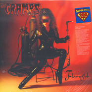 Cramps, The - Flamejob Black Vinyl Edition