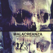 Mater Suspiria Vision - Malacreanza Soundtrack Black Vinyl Edition