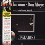 Joseph Jarman, Don Moye & Johnny Dyani - Black Paladins