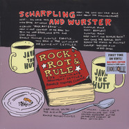 Scharpling & Wurster - Rock, Rot & Rule Red Vinyl Edition