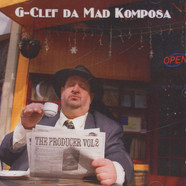 G-Clef Da Mad Komposa - The Producer Volume 2