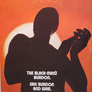 Eric Burdon & War - The Black-Man's Burdon