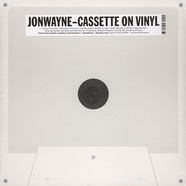 Jonwayne - Cassette On Vinyl