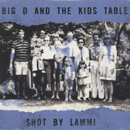 Big D & Kids Table - Shot By Lammi