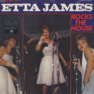 Etta James - Rocks The House Blue Vinyl Edition
