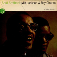 Milt Jackson & Ray Charles - Soul Brothers