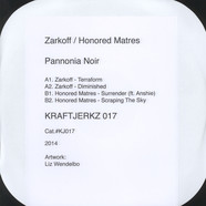 Zarkoff / Honored Matres - Pannonia Noir