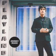 Johnny Marr - Playland Aqua Blue Vinyl Edition