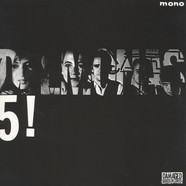 Delmonas, The - Delmonas 5! White Vinyl Edition