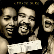 George Duke - Reach For It