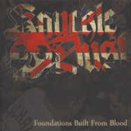 Knuckledust - Foundations Built From Blood Black Vinyl Edition