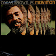 Oscar Brown Jr. - Movin' On