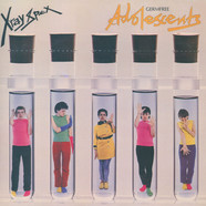 X-Ray Spex - Germ Free Adolescents Colored Vinyl Edition