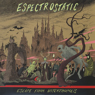 Espectrostatic - Escape From Witchtropolis Black Vinyl Edition