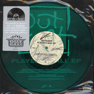 Outkast - Player's Ball Green Vinyl Edition
